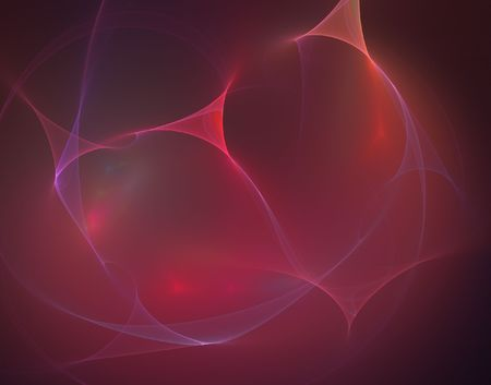 calculated: an abstract colored background generated by fractals