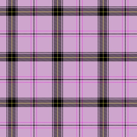 clan: a seamless pattern of some pink scottish tartan Stock Photo