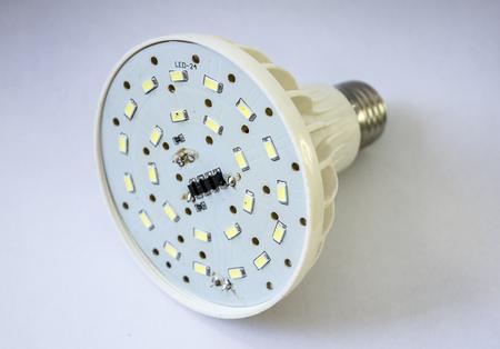 led light bulb: led light bulb Stock Photo