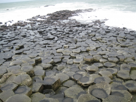 giants: Giants Causeway Rock Formation