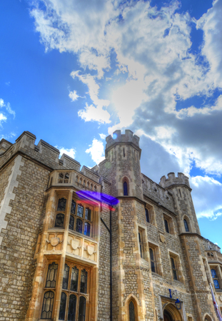 Tower of London in London, UK