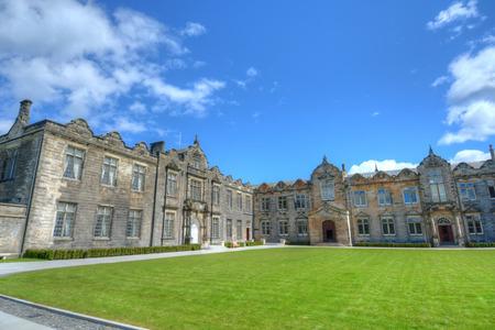 セント アンドリュース、スコットランドのセント ・ アンドリュースを大学。 写真素材