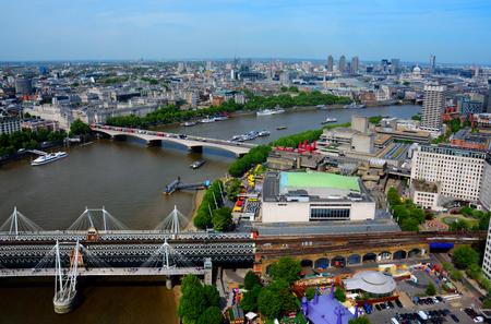 st pauls: River Thames in London, UK