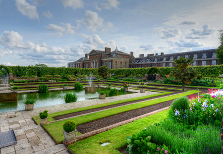 Kensington Palace in London, UK