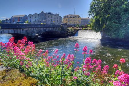 ゴールウェイ、アイルランド、コリブ川。 写真素材 - 80620772