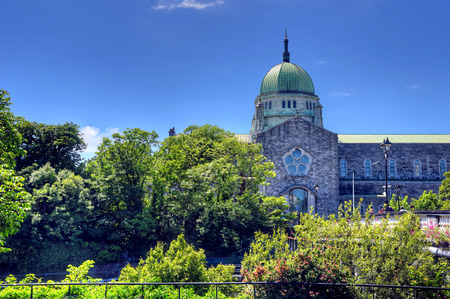irish culture: Galway Cathedral in Galway, Ireland.