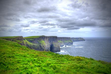 Irelands Cliffs of Moher