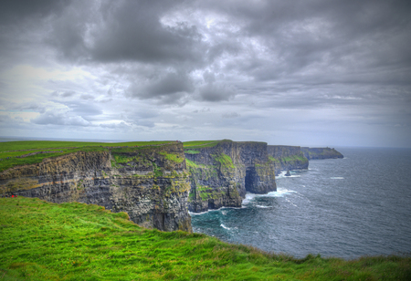 Irelands Cliffs of Moher