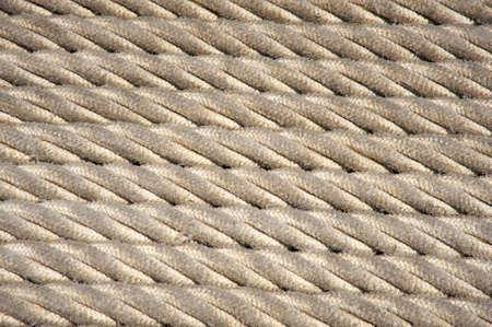 Background created with ropes 版權商用圖片