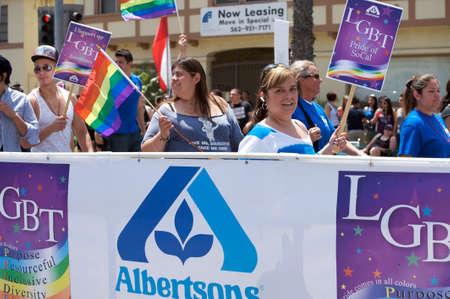 sponsors: Albertsons sponsors the Long Beach Lesbian and Gay Pride Parade 2012