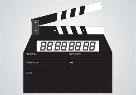 accomplishment: plate cinema, accomplishment, vector, ilustrations