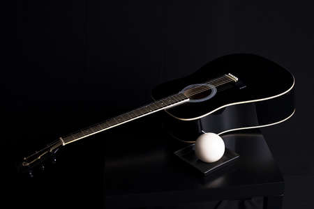 solid wire: Guitar musical style decoration