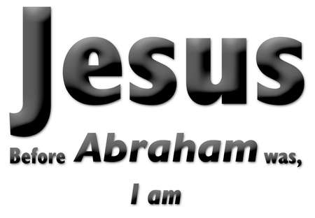 Jesus and Abraham