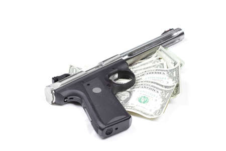 smuggling: Money and guns.