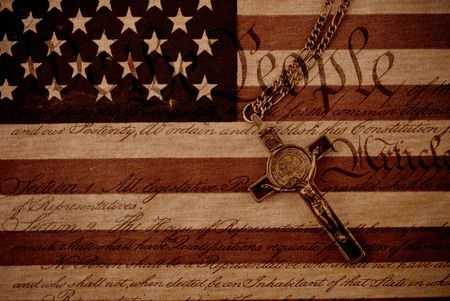amend: Freedom of Religion Conceptual Image