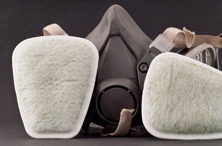Respirator Mask Filter Units