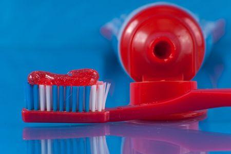 Brushing Teeth Concept Stock Photo - 8078986