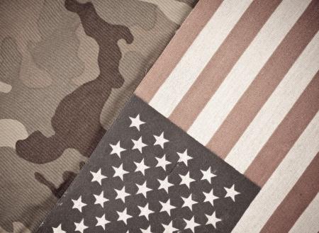 Military Theme Background Stock Photo