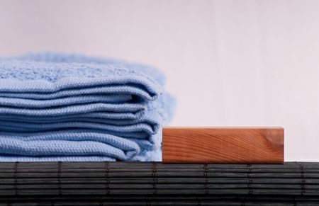 Shower Assets Stock Photo - 8137554