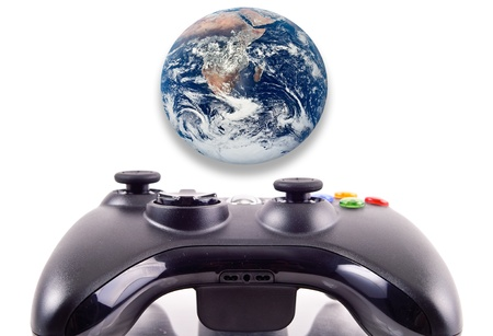 Playing Against the World with Internet Gaming photo