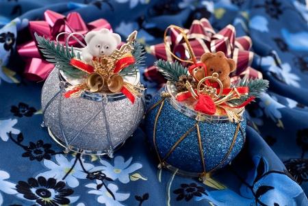 Christmas Fun Drum Ornaments photo