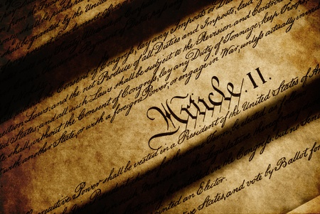 Declaration of Independence Artice Grunge Background Stock Photo - 8478008
