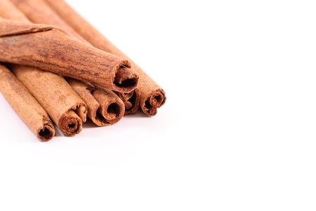 Cinnamon Stick Background Image with Custom Space Imagens