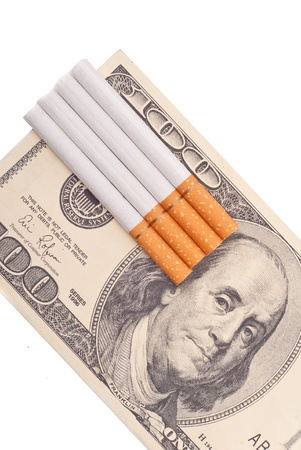 The Costs of Smoking photo