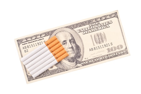 The Costs of Cigarettes photo