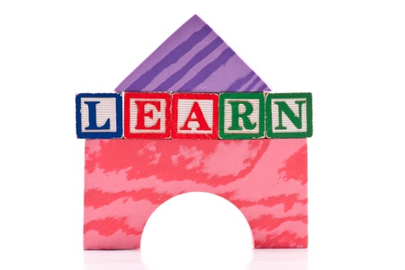 Learning Simple Shapes and Building Skills photo