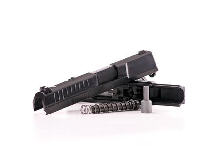 Repairing a Hand Gun photo