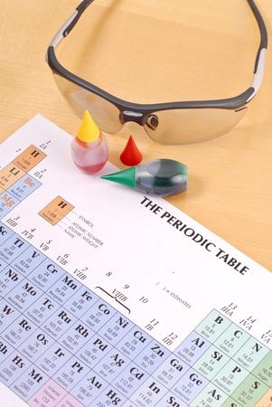 major battle: Chemistry Lab Experiments Stock Photo