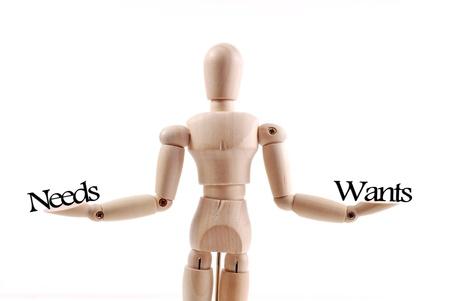 materialistic: Un equilibrio dei possedimenti materialistiche