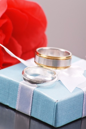 The Everlasting Promise for Her and Him Stock Photo - 9306414