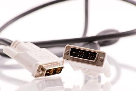 dvi: Computer DVI Connection Cable