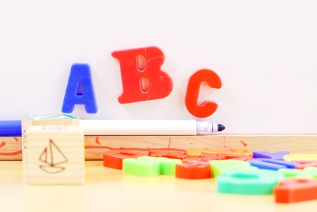 Learning the Alphabets