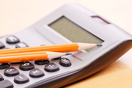 Calculations Stock Photo - 9468829