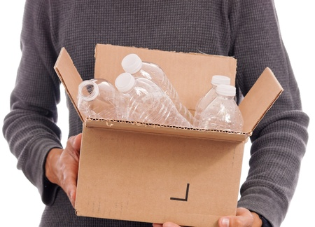 Recycling Plastic Bottles Stock Photo - 9468833