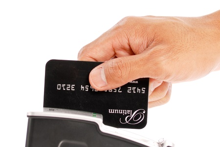 paying: Paying By Credit