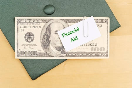 Financial Aid Money photo