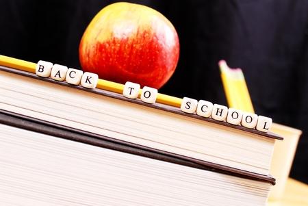 principal: The End of Summer Break Stock Photo