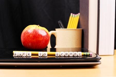 principal: Back to School Stock Photo