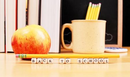 director de escuela: Tiempo para la escuela otra vez
