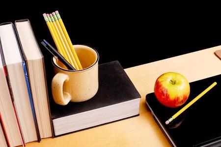 director de escuela: Material escolar