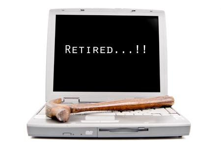 broken computer: Retiring Your Old PC
