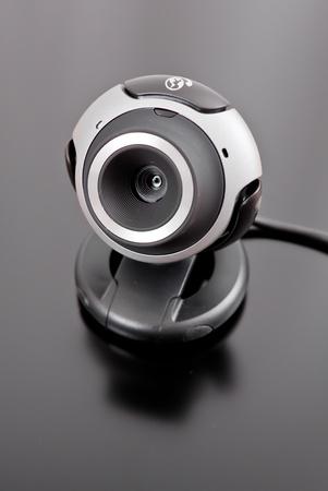 web cam: Web Cam Stock Photo