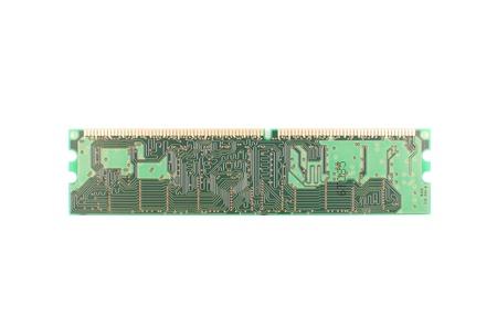 computer peripheral: Computer Peripheral Chip Stock Photo