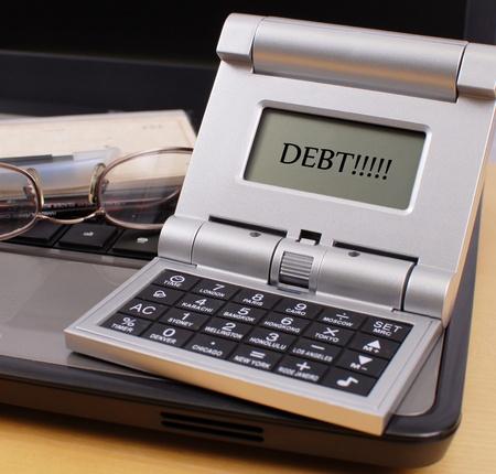 Too Much Debt photo