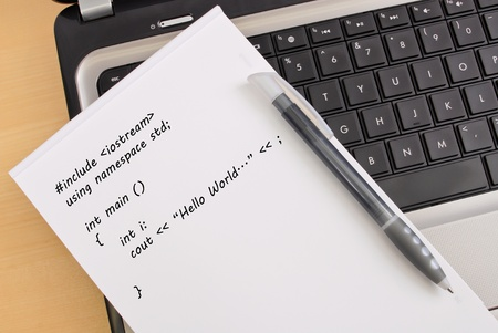 Learning to Write Code