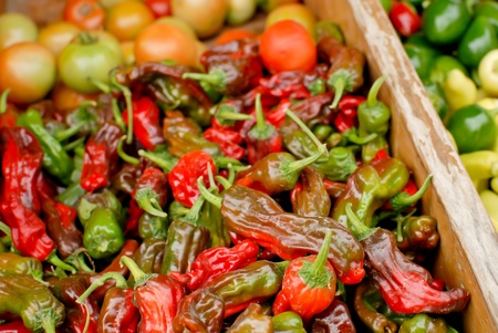 spicy: Spicy Peppers